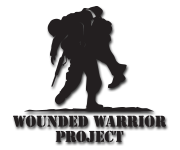 wounded warrior project logo Wounded warrior project year in review we are grateful to have served more than 135,000 injured veterans, their family members, and caregivers in 2017.